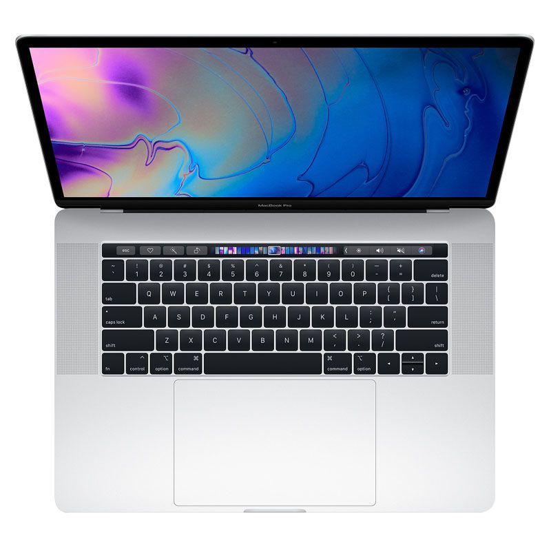"Apple MacBook Pro MR962 - Intel Core i7, 16GB, SSD 256GB, Wireless AC, Bluetooth 5.0, Tela 15"" - Prata, Meados 2018"