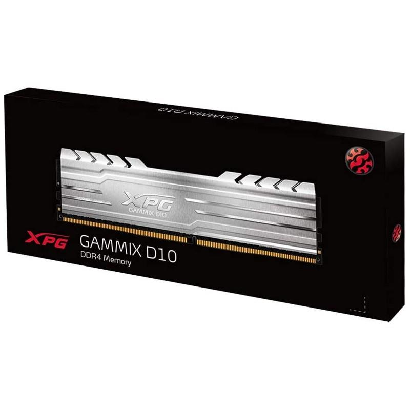 Memória 16GB DDR4 XPG Gammix D10 3200MHz, CL16 - Adata
