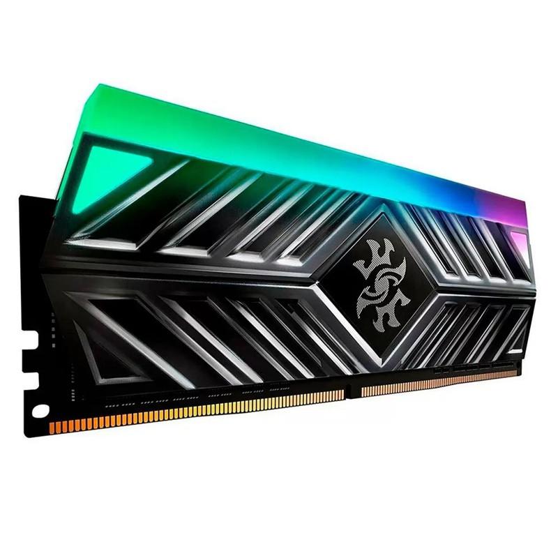 Memória 8GB DDR4 XPG Spectrix D41 Gaming RGB, CL16, 3000MHz - Adata