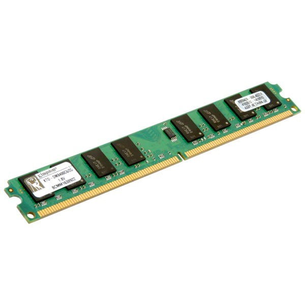 Memória Kingston - DDR2, 800MHz, 2048MB - KVR800D2N6