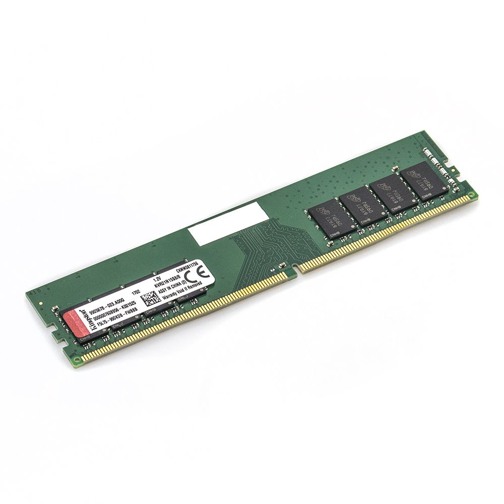 Memória Kingston 8GB - DDR4, 2133MHz - KVR21N15S8/8