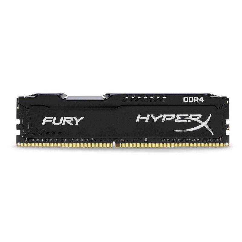 Memória Kingston HyperX Fury - 8GB, DDR4, 2666MHz