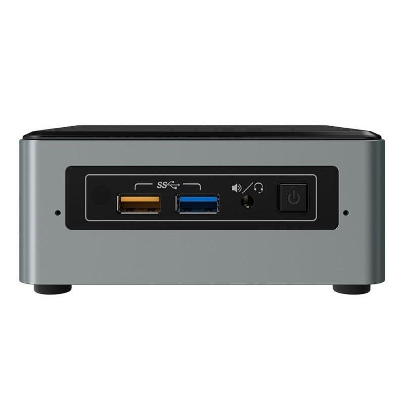 Mini PC Intel NUC - Intel Celeron J3455, 4GB, SSD 240GB, HDMI, Wireless