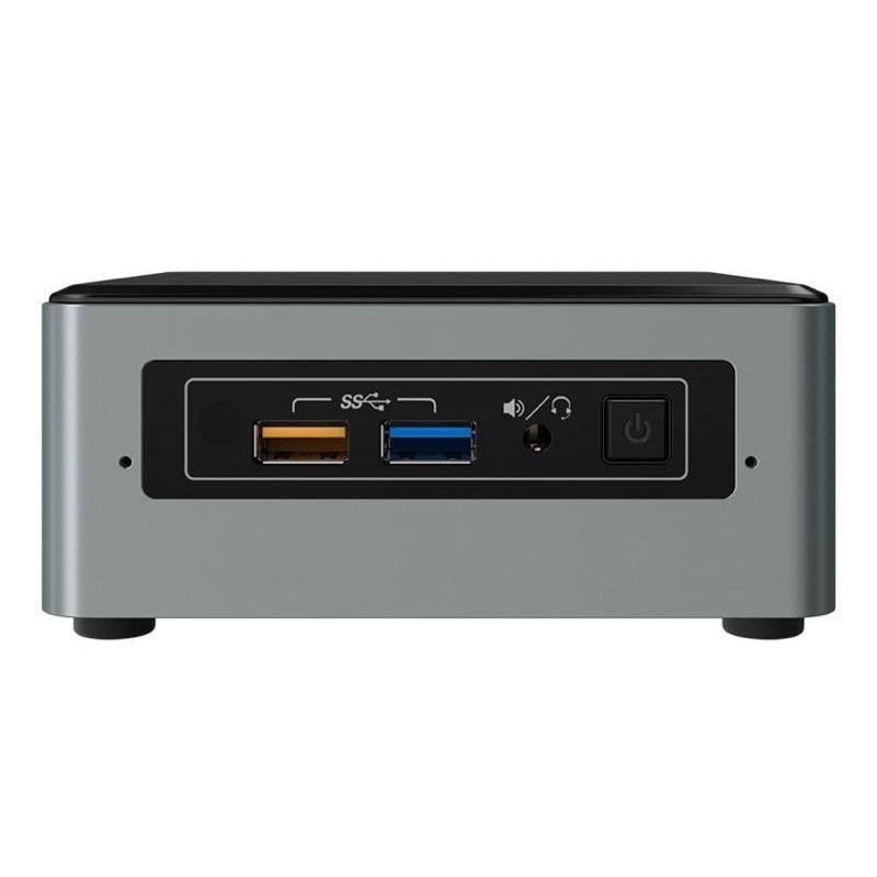 Mini PC Intel NUC - Intel Celeron J3455, 8GB, SSD 120GB, HDMI, Wireless