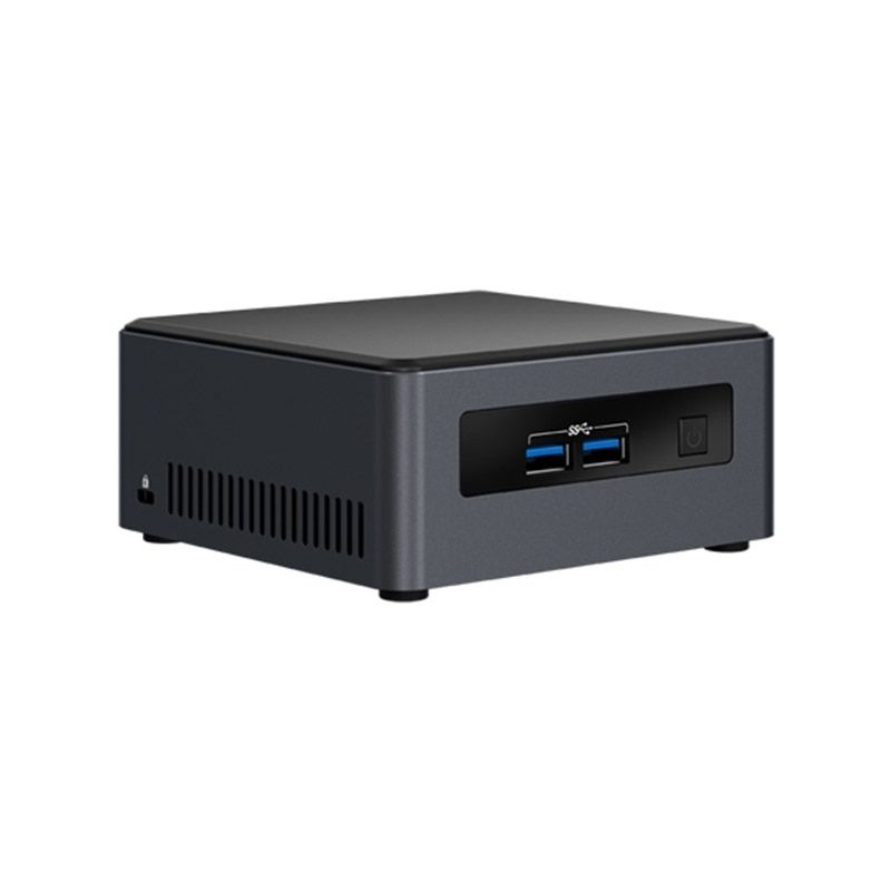 Mini PC Intel NUC - Intel Core i3, 4GB, SSD 240GB, HDMI, Wireless