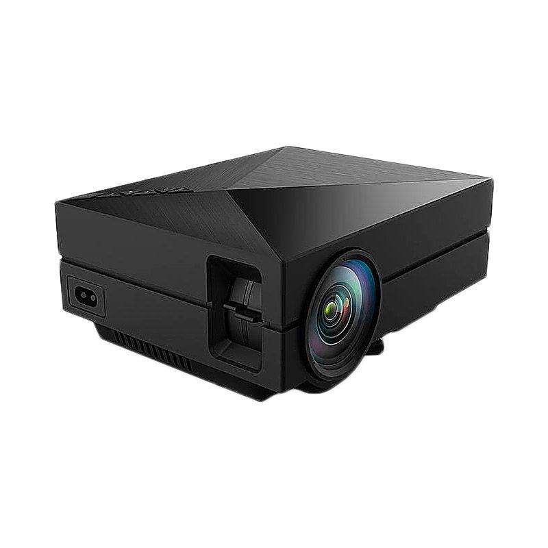 Mini Projetor Pctop PJ1000L  –1000 lumens, USB, HDMI, VGA – PJ1000L