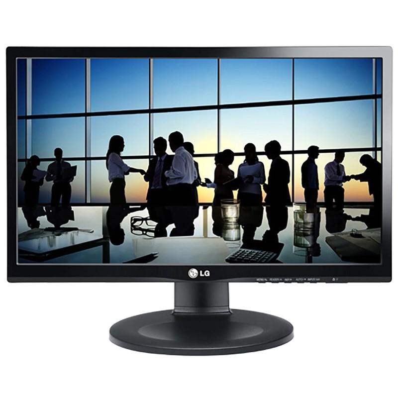 "Monitor 21.5"" LG - Full HD, IPS, HDMI/DisplayPort, Altura Ajustável/Pivot - 22BN550Y"