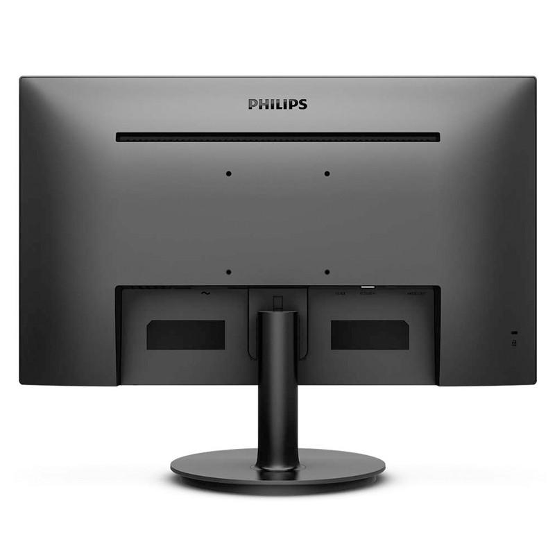 "Monitor 21.5"" Philips Full HD, HDMI e VGA, Bordas Ultrafinas - 221V8"