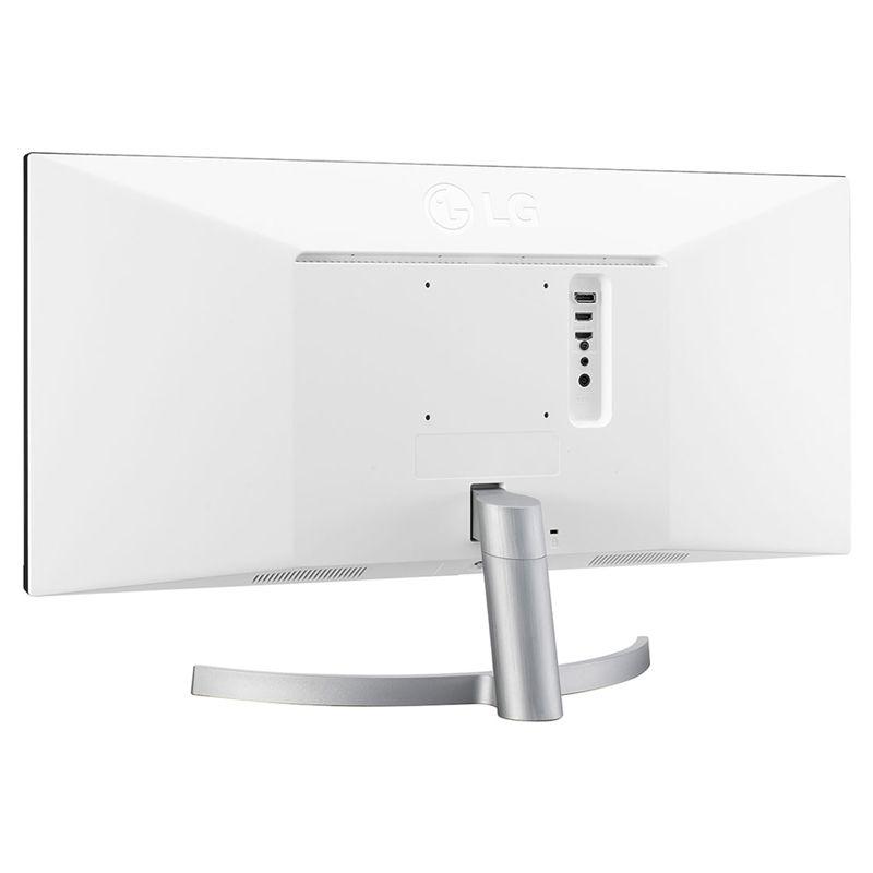 "Monitor 29"" LG UltraWide - Full HD 21:9, IPS, HDR 10, FreeSync, MaxxAudio - 29WK600"