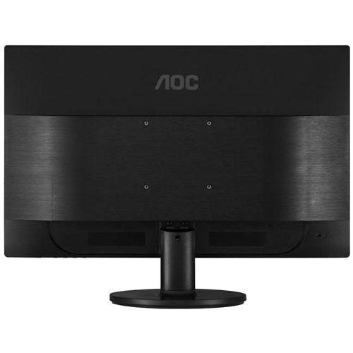 "Monitor Gamer 24"" AOC Entusiasta – HDMI, VGA, Alto-Falantes, Displayport"