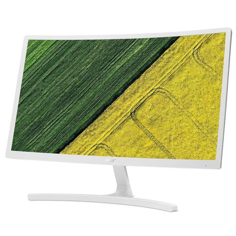 "Monitor Curvo Acer ED242 - 23,6"", Full HD, VGA, HDMI"