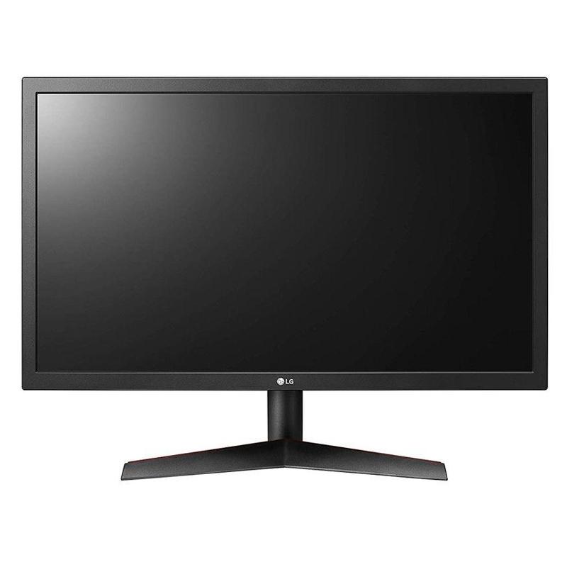 """Monitor Gamer 24"""" LG 24GL600F - Full HD 144Hz, 1ms, FreeSync, HDMI/DisplayPort"""