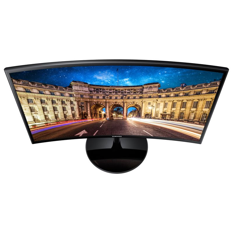 "Monitor Gamer Curvo 27"" Samsung - Tela curva Full HD, FreeSync, HDMI  - LC27F390"