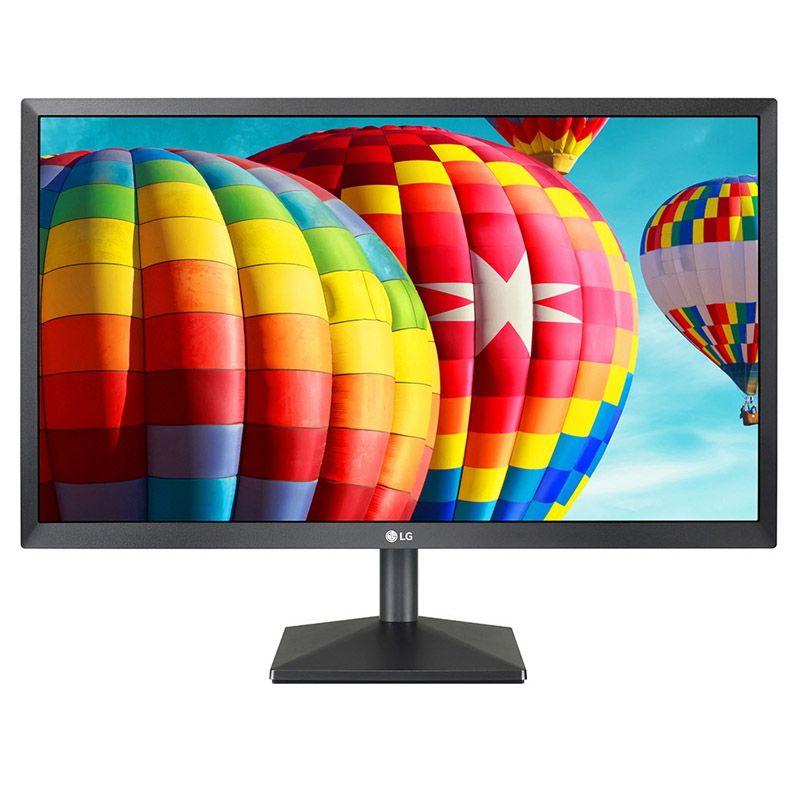 "Monitor 23,8"" LG - IPS, Full HD - 24MK430H-B"
