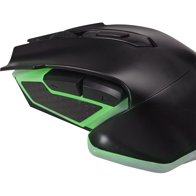 Mouse Fortrek Gamer PRO M5 - Preto com LED RBG