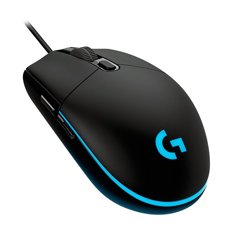 Mouse Gamer Logitech G203 Prodigy - RGB, 6000DPI