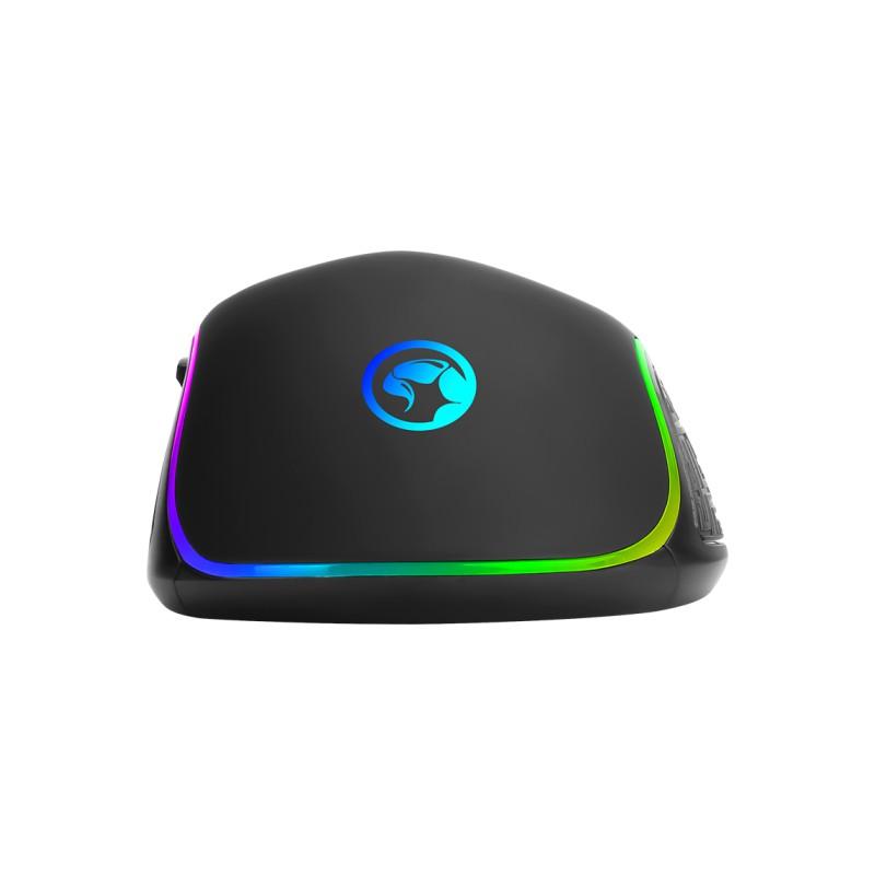 Mouse Gamer Marvo Scorpion M513 4800 DPI, RGB, 7 botões, USB