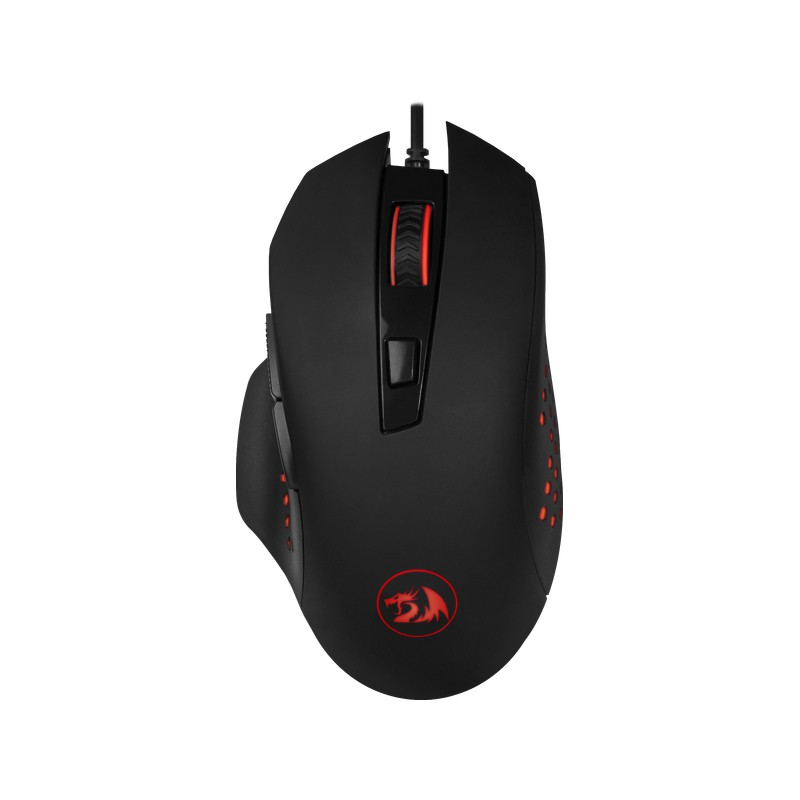 Mouse Gamer Redragon Gainer M610 3200DPI, 6 Botões
