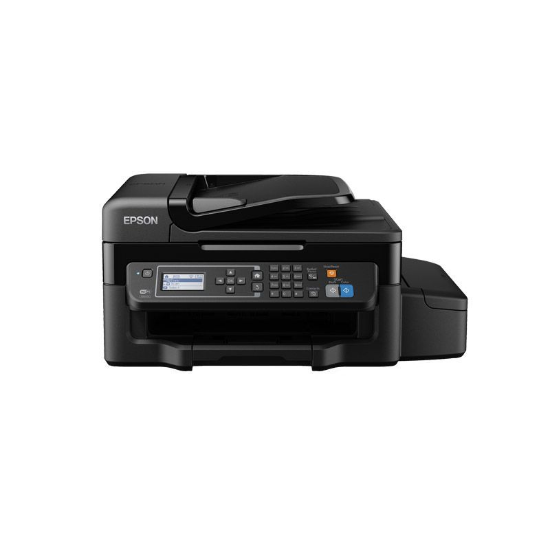 Multifuncional EcoTank Epson L575 – Wireless, Bivolt, Impressora, Copiadora e digitalizadora