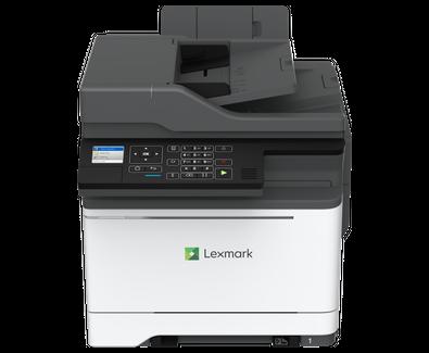 Multifuncional Laser LexMark CX421adn - Colorida, 25ppm, Duplex