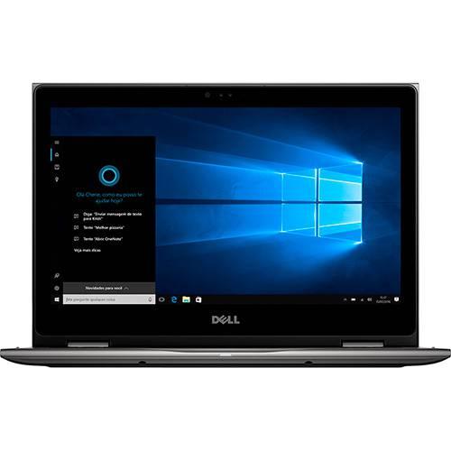 Notebook 2 em 1 Dell Inspiron 13-5378 - Intel Core i7 7º Geração, 8GB de memória, SSD de 256GB, Tela LED Full HD de 13.3