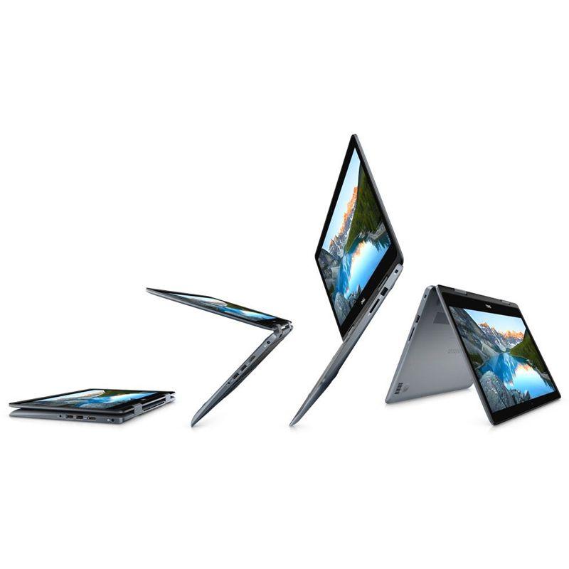 "Notebook 2-em-1 Dell Inspiron 14 - Intel Core i7 8ªG, 8GB, HD 1TB, Tela Touch 14"", Windows 10"