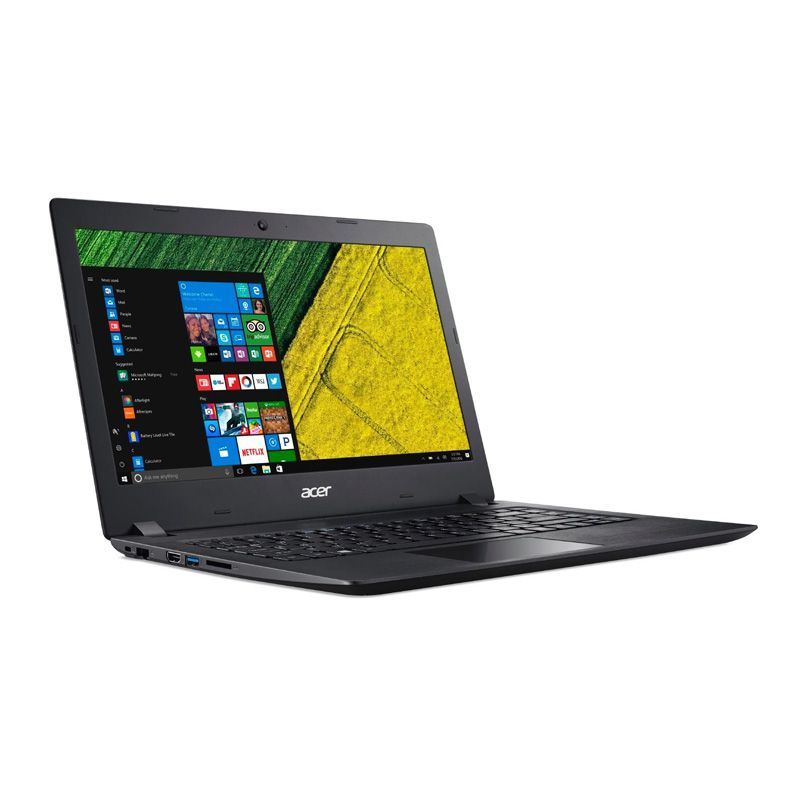 Notebook Acer Ultra Slim A315 - Intel core I5-7200 (7º geração), Memória 6GB DDR4, SSD 128GB + HD de 1TB, Tela de 15.6 - Windows 10