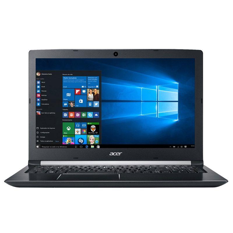 "Notebook Acer A515-51G-72DB – Intel Core i7, 8GB, 1TB, 15.6"", GeForce 940MX 2GB"