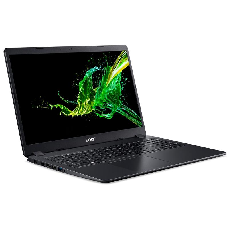 """Notebook Acer Aspire 3 A315 Intel Dual Core , 4GB de Memória, SSD 240GB, Teclado numérico, HDMI, Tela LED de 15.6"""""""