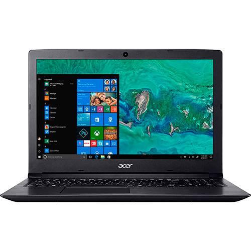 """Notebook Acer Aspire 3 - Intel Core i5 de 8ª Geração, 8GB, SSD 120GB + HD 1TB, Tela de 15.6"""", Windows 10 - A315"""