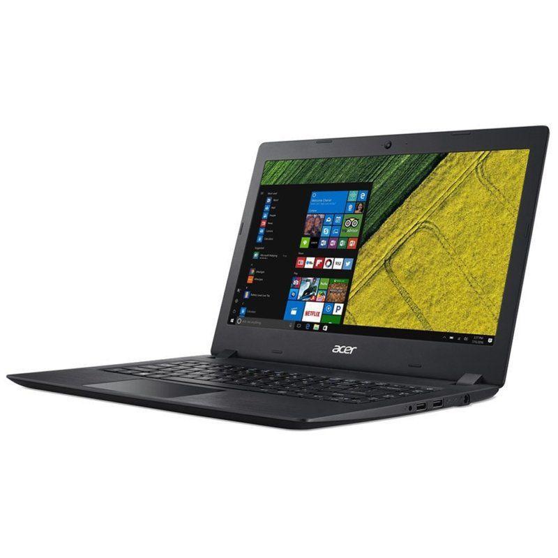"Notebook Acer aspire A315-51 - Intel core I5-7200U, Memória de 4GB, SSD 240GB, Tela 15.6"" HD"