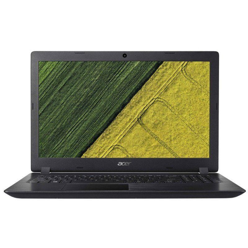 "Notebook Acer aspire A315-51 - Intel core I5-7200U, Memória de 8GB, Ssd 240Gb, Tela 15.6"" HD"