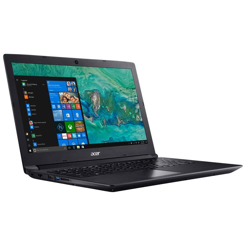 """Notebook Acer Aspire A315 - AMD Ryzen 5 2500U 2GHz Quad Core, 8GB, SSD 120GB + HD 1TB, Tela 15,6"""""""