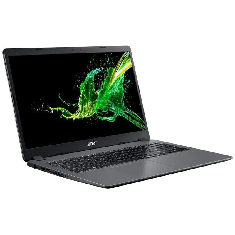 """Notebook Acer Aspire A315 Intel Core i3 10ª Geração, 4GB, SSD 256GB, Tela 15.6"""", Windows 10"""