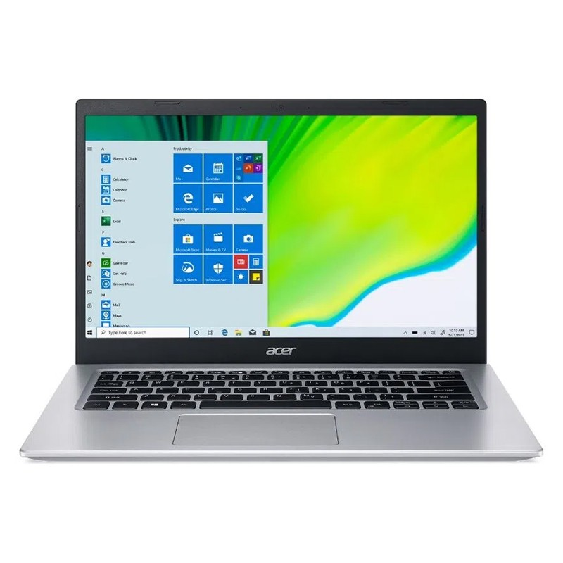 "Notebook Acer Aspire A514 Intel Core i5 10ªG, 8GB RAM, SSD 256GB NVMe, Tela 14"", Windows 10"