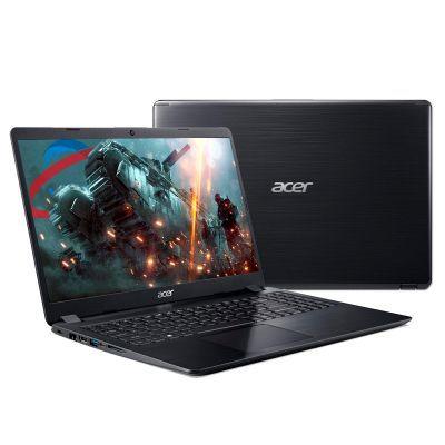 """Notebook Acer Aspire A515 - Intel Core i5 de 8ª geração, Memória 8GB, HD 1TB, GeForce MX130 de 2GB, Tela 15.6"""" HD"""