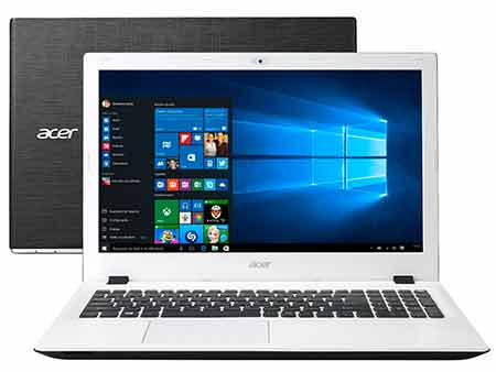 """Notebook Acer Aspire E5-473 Intel Core i3 , 4GB de memória, HD de 1TB, HDMI, Bluetooth, Tela LED de 14.1"""", Windows 10"""