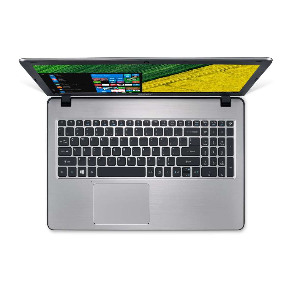 "Notebook Acer Aluminium Aspire F5 - Intel Core i5 de 7ª geração, 8GB de memória, HD de 2TB, NVIDIA GeForce 940MX de 2GB, Tela HD de 15.6"", Windows 10 - F5-573G-519X"