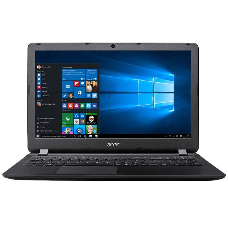 "Notebook Acer ES1-572-3562 - Intel Core i3, 4GB, 1TB, 15,6"", Win 10"