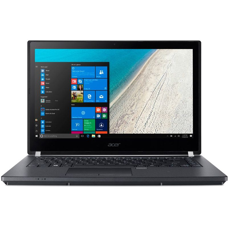 "Notebook Acer Travelmate P4 - Core i5, 8GB, 1TB, 14"", W10 PRO - TMP449-G2-M-513D"