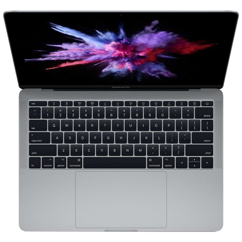 MacBook Pro 2017 Prateado - Intel Core i5, 8GB, SSD 256GB, USB-C, Retina de 13.3