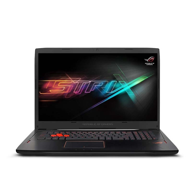 "Notebook ASUS ROG GAMING STRIX GL702VM-DB71, Intel Core i7 , 16GB de Memória, HD de 1TB, Placa de vídeo GeForce GTX1060 de 6GB, Wireles Ac, USB 3.1 tipo C, Tela FHD de 17,3"", Windows 10, Inglês"