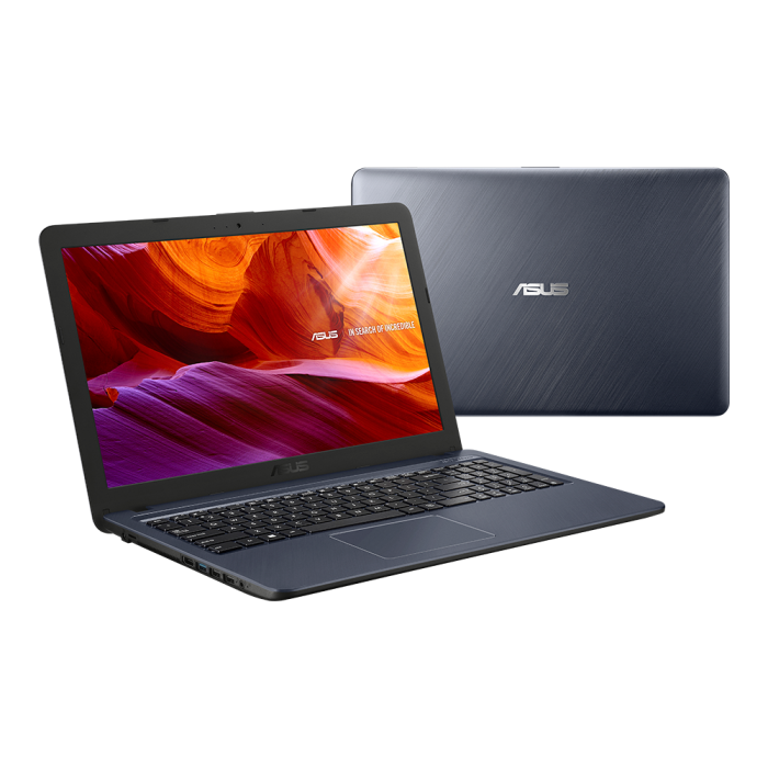 "Notebook Asus X543UA - Intel Dual Core, 4GB, SSD 240GB, Tela 15.6"", Windows 10"