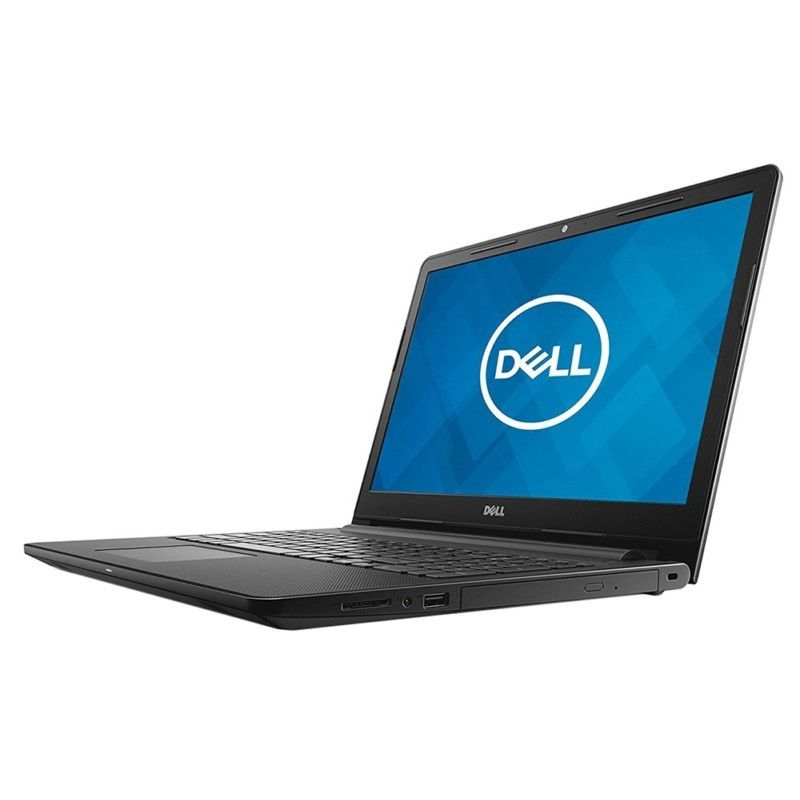 "Notebook Dell I3567-3636BLK-PUS, Intel Core i3-7100U, 8GB de Memória, HD de 1TB, Gravador de DVD, USB 3.0, HDMI, Tela HD de 15,6"" Touchscreen, Windows 10 - I3567-3636BLK-PUS"