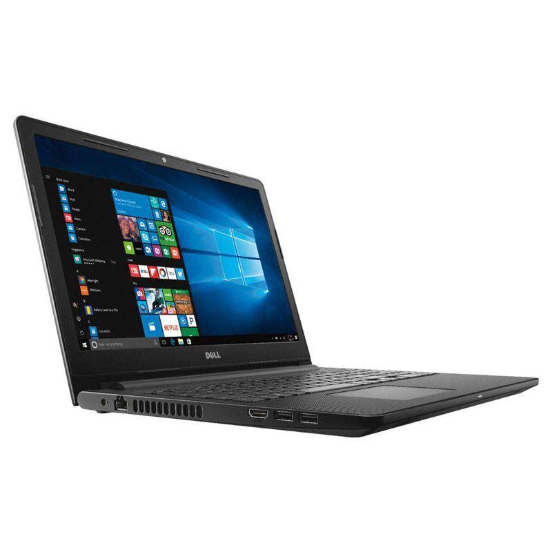 """Notebook Dell Inspiron 3573 - Intel Pentium Quad Core, 4GB, 500GB, 15.6"""", Win 10"""