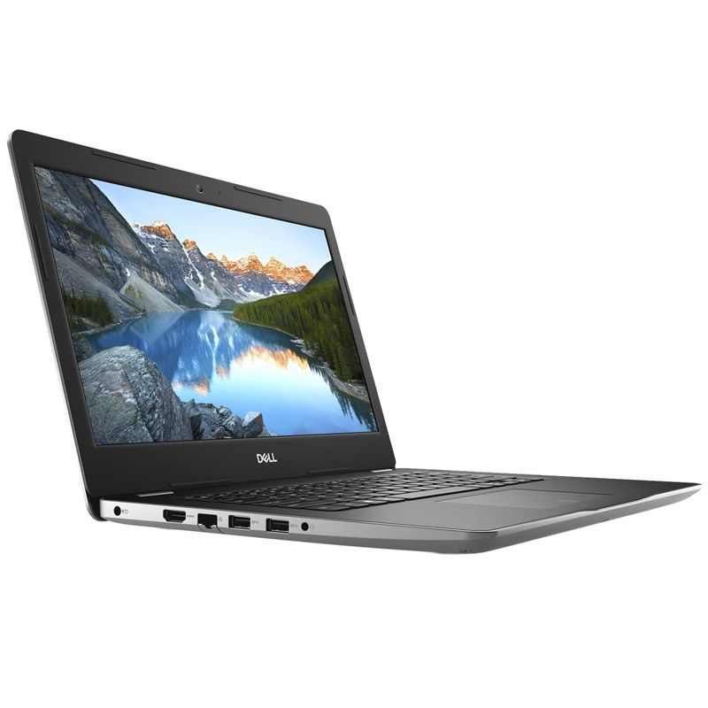 "Notebook Dell Inspiron 14 3481 Intel Core i3 7ªG, 4GB, SSD 120GB + HD 1TB, Tela 14"", Windows 10 - 14-3481-M10S"