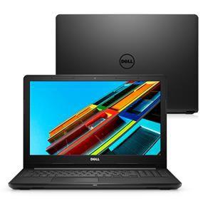 """Notebook Dell Inspiron 14 - Intel Core i5 7ª Geração, 8GB de Memória, HD de 1TB, Tela LED de 15.6"""" -  (seminovo)"""
