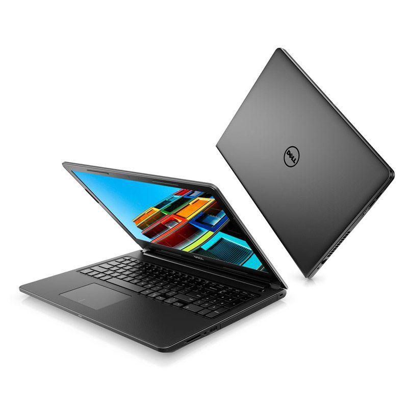 "Notebook Dell Inspiron 15-3567 - Core i5, 8GB, SSD 240GB, LED 15.6"" Windows 10 Pro"