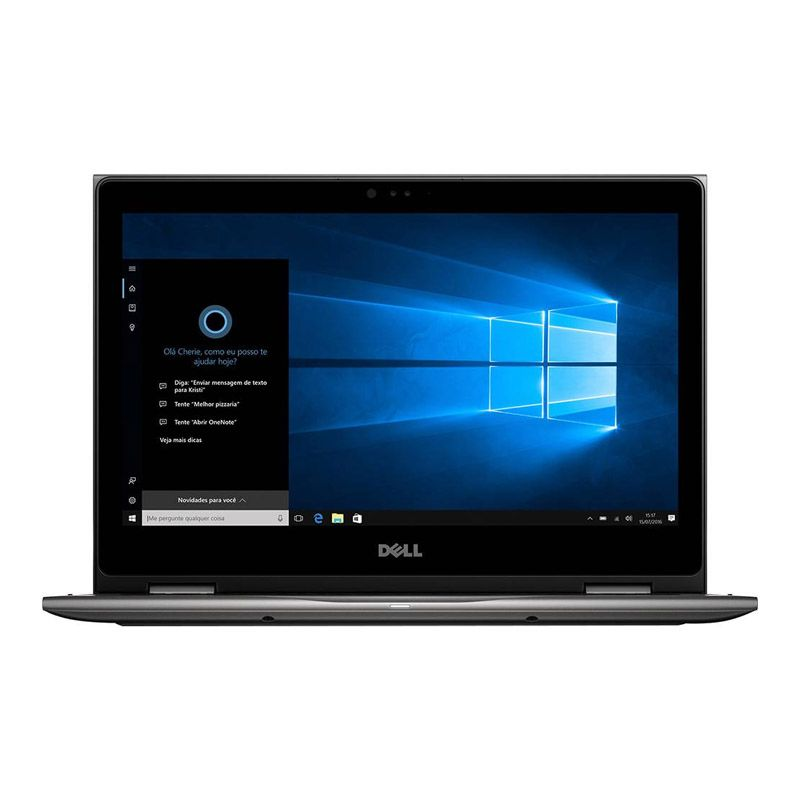 "Notebook Dell Inspiron 2 em 1 - Core i5 7ª, 8GB, 1TB, Tela 13,3"" Full HD Touchscreen - i13-5378-A20C"