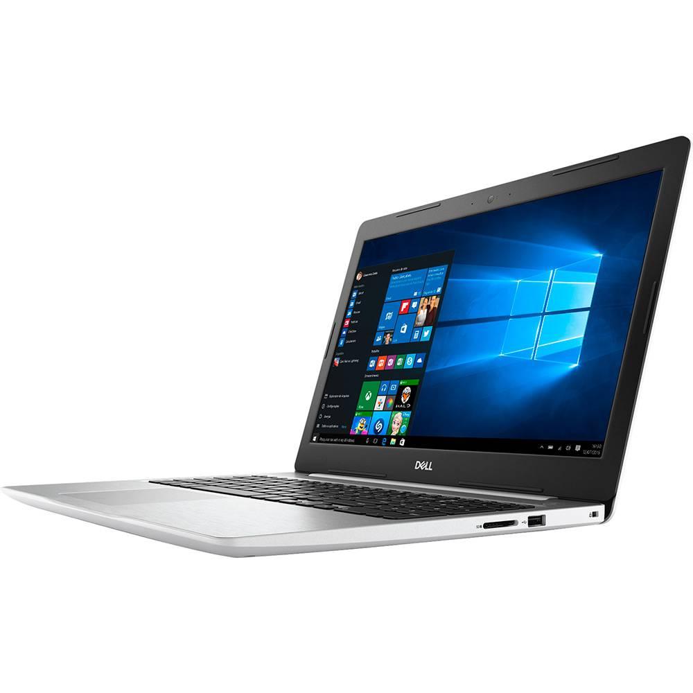 """Notebook Dell Inspiron 5000, Intel Core i7 de 8ª Geração, 8GB de Memória, Ssd 120Gb + Hd 1TB, Placa de vídeo  4GB,  Tela LED de 15.6"""" Full HD"""